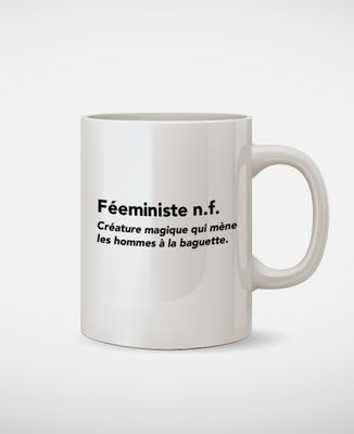 Mug Féeministe