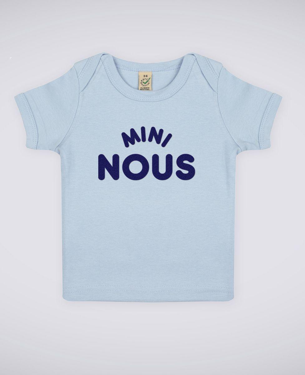 T-Shirt bébé Mini nous