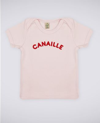 T-Shirt bébé Canaille