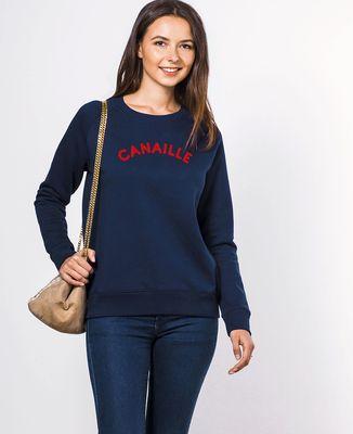 Sweatshirt femme Canaille