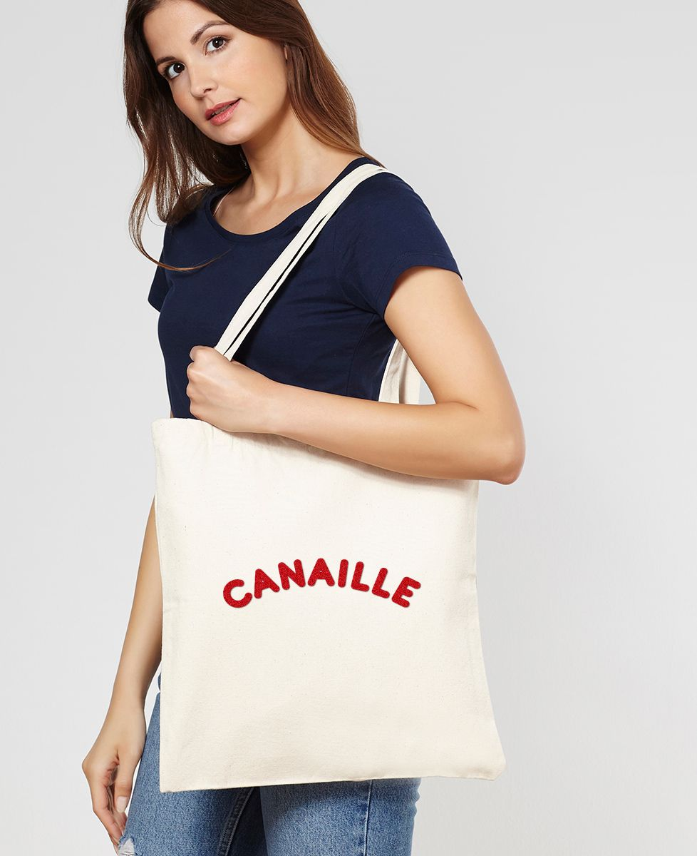 Tote bag Canaille