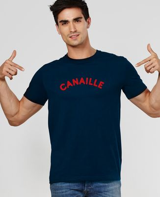 T-Shirt homme Canaille