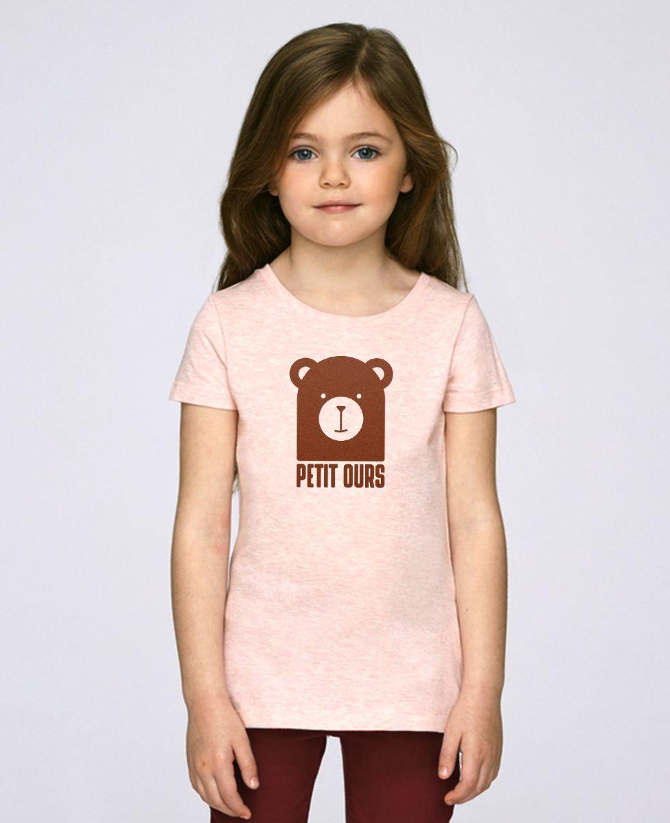 T-Shirt enfant Petit ours