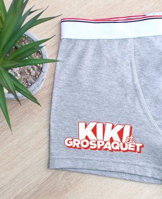 Boxer Kiki & Grospaquet