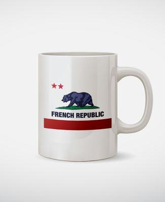 Mug French Republic
