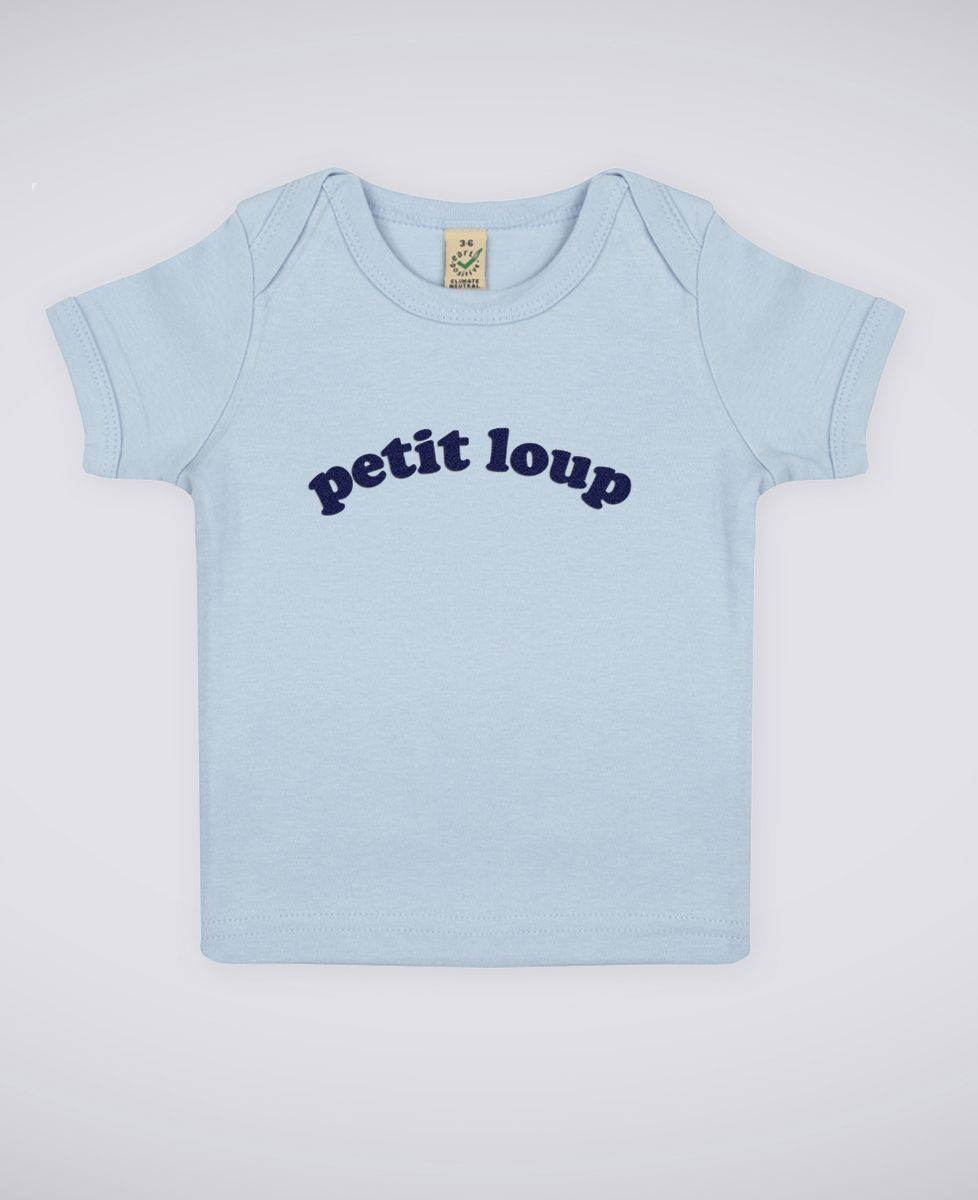 T-Shirt bébé Petit loup