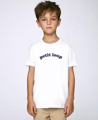 T-Shirt enfant Petit loup