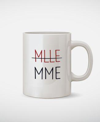 Mug MLLE - MME