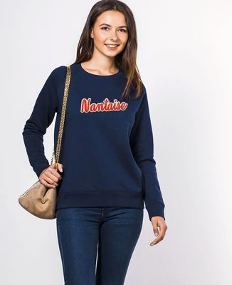 Sweatshirt femme Nantaise (Broderie)