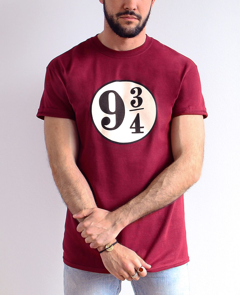 Voie Potter 34 9 T Shirt Homme Harry N8n0wyvmOP