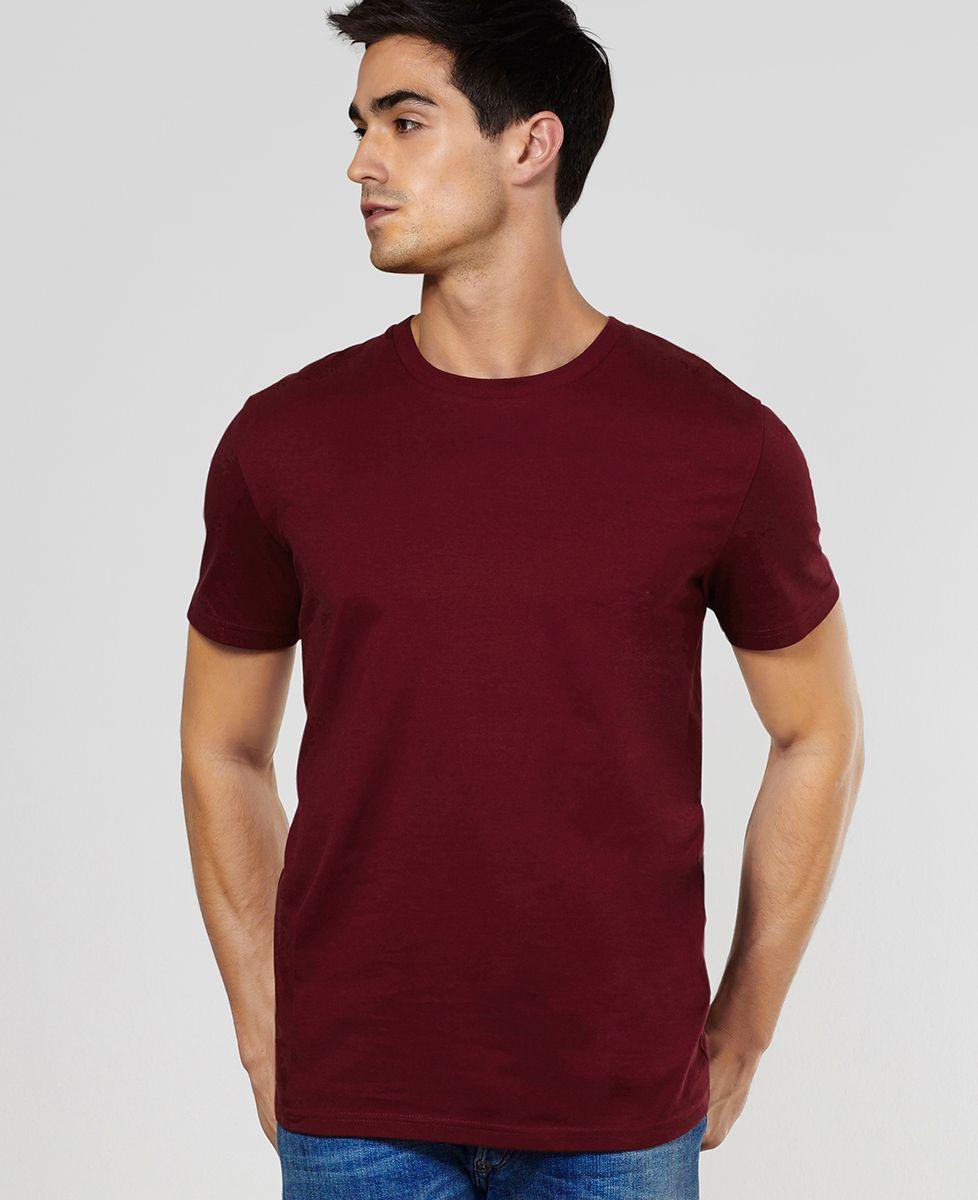 T-Shirt homme Message imprimé personnalisé