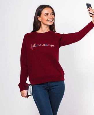 Sweatshirt femme Future Maman