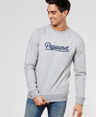 Sweatshirt homme Papounet (édition limitée)