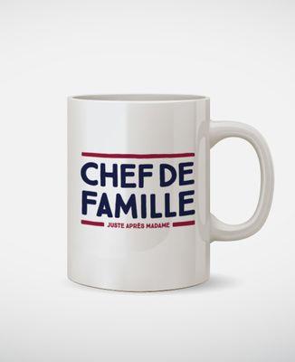 Mug Chef de famille