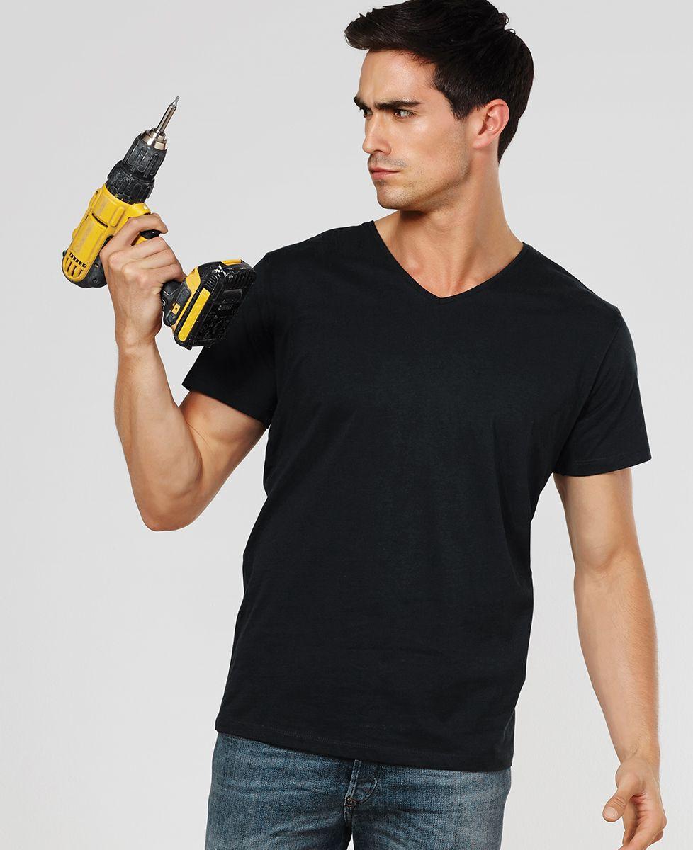 T-Shirt homme EVG personnalisé