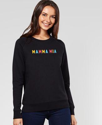 Sweatshirt femme Mamma Mia