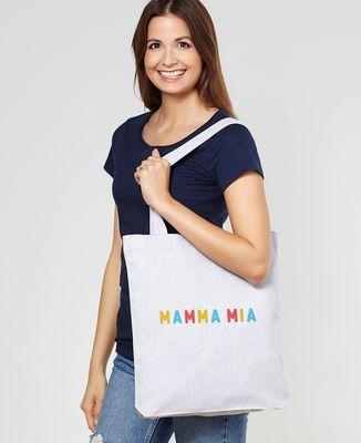 Tote bag Mama Mia