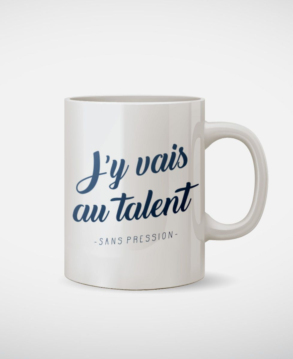 Mug Au talent
