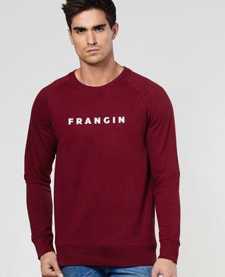 Sweatshirt homme Frangin (Effet velours)