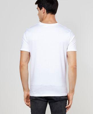T-Shirt homme Backnumber personnalisé