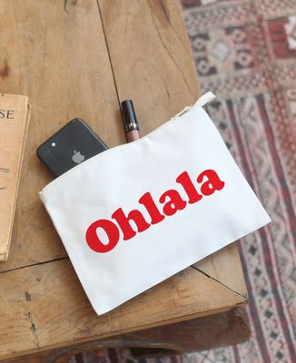 Pochette Ohlala (Effet velours)