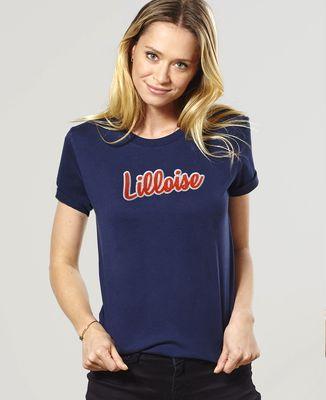 T-Shirt femme Lilloise (Broderie)