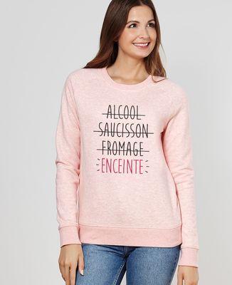 Sweatshirt femme Enceinte