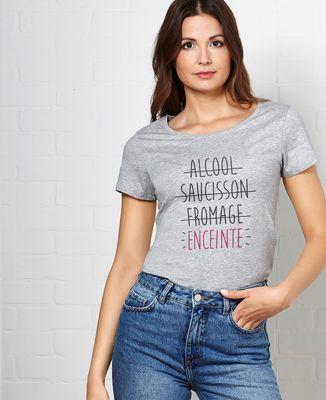 T-Shirt femme Enceinte