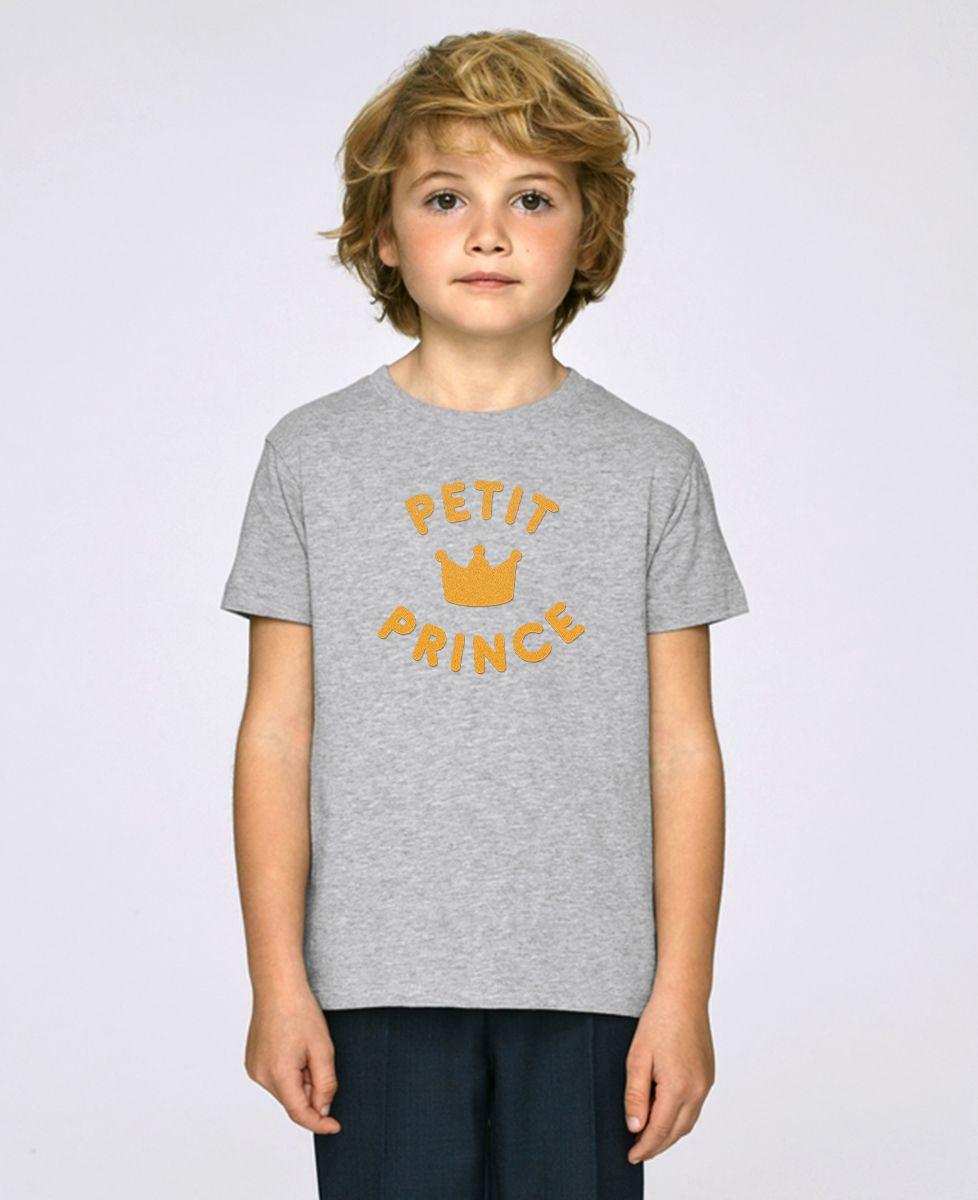 T-Shirt enfant Petit prince - Effet velours