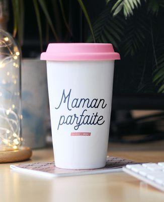 Mug take away Maman parfaite