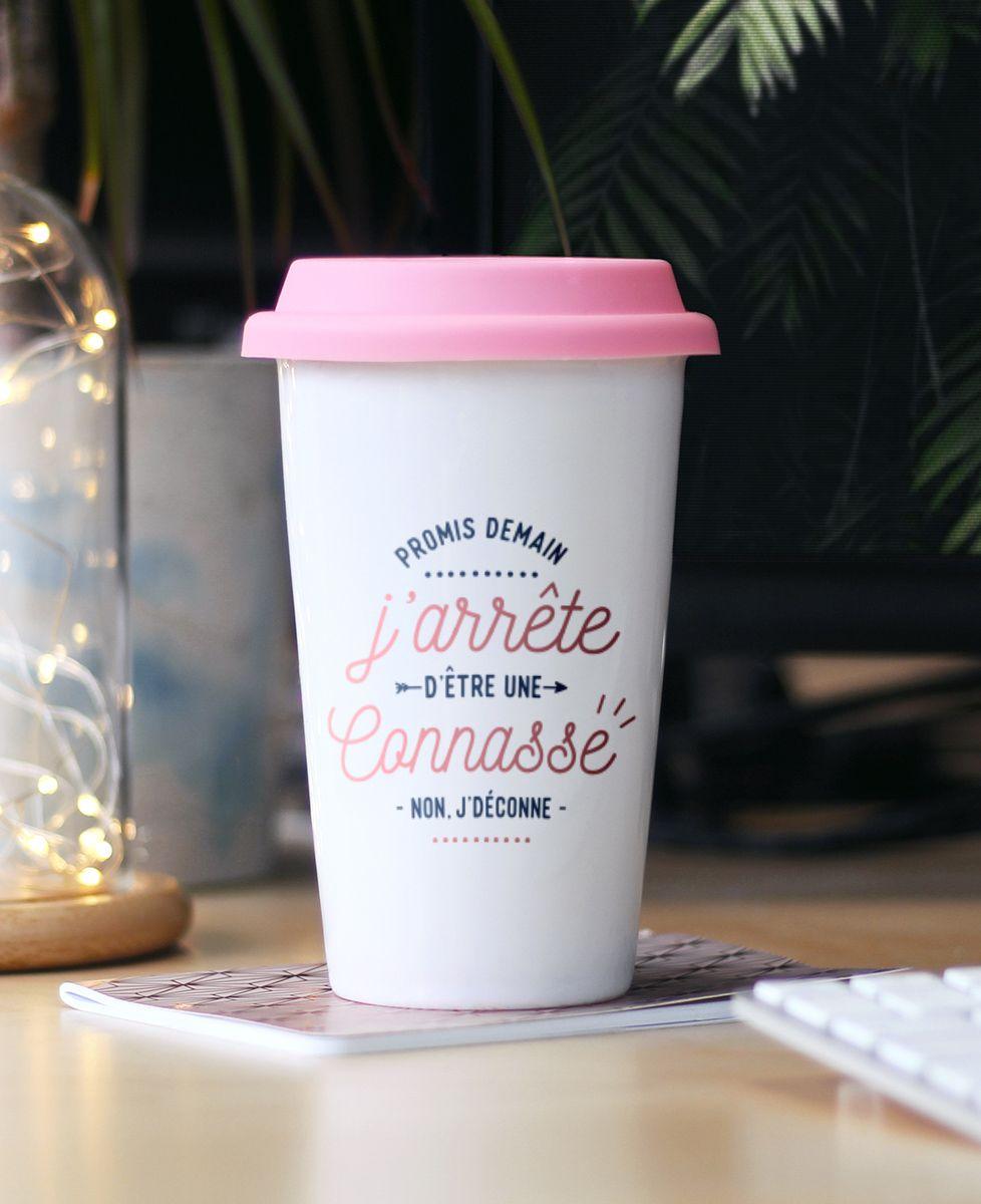 Mug take away Promis demain