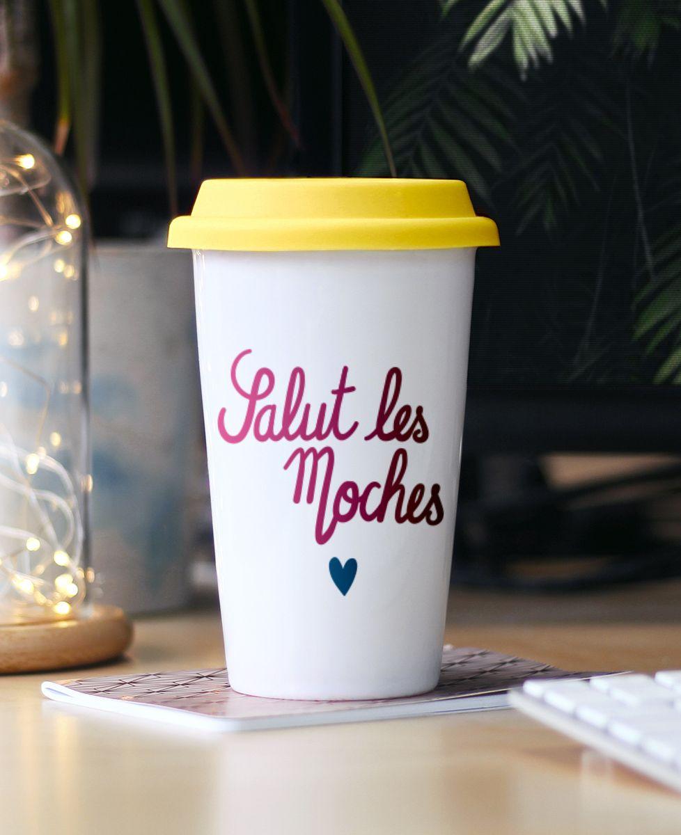 Mug take away Salut les moches (édition limitée)