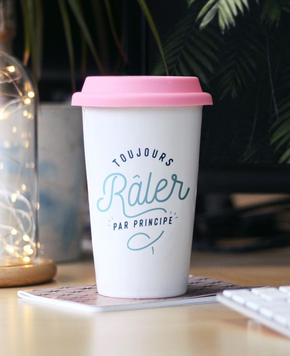 Mug take away Toujours râler