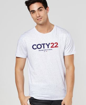 T-Shirt homme Coty 22