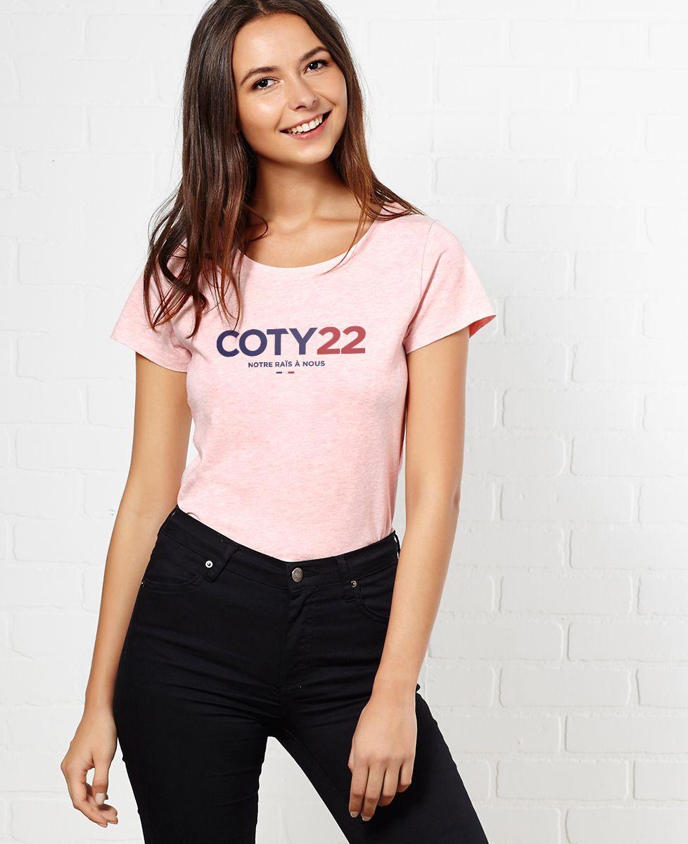 T-Shirt femme Coty 22