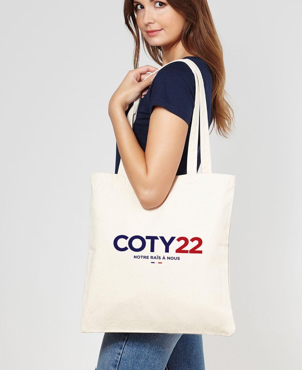 Tote bag Coty 22