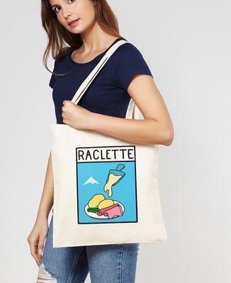 Tote bag Pop raclette