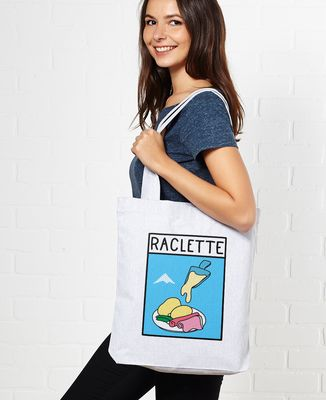 Tote bag Pop raclette