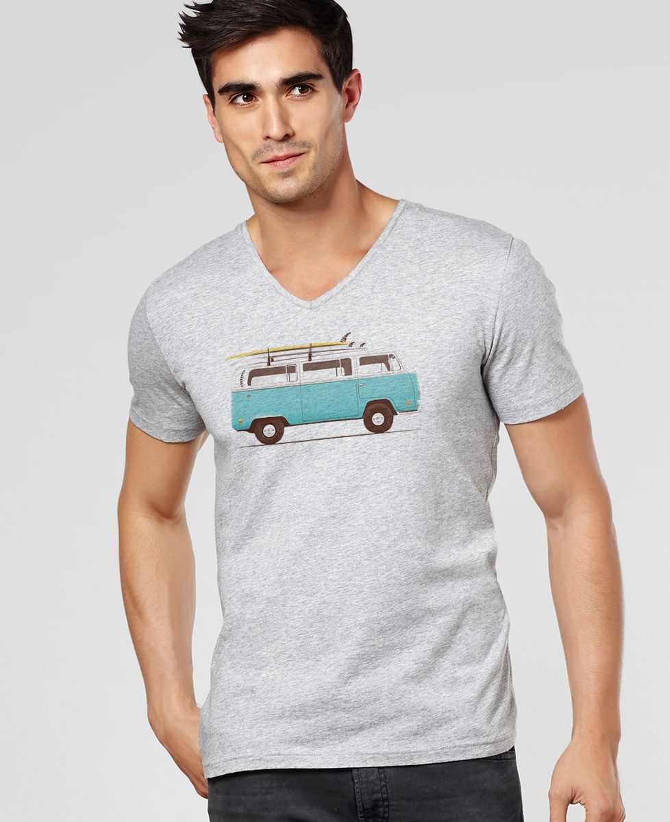 T-Shirt homme Blue van