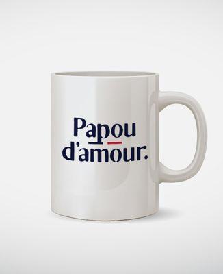 Mug Papou d'amour (Edition limitée)