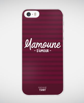 Coque smartphone Mamoune d'amour