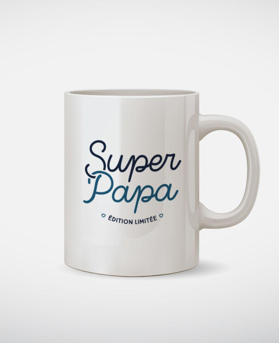Mug Super Papa (Edition limitée)