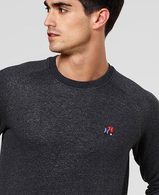 Sweatshirt homme Pétanque (brodé)