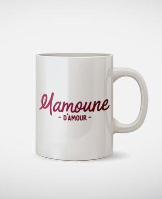 Mug Mamoune d'amour