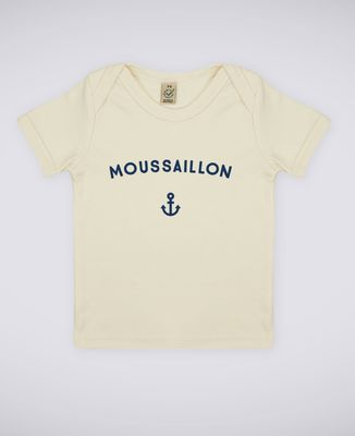 T-Shirt bébé Moussaillon
