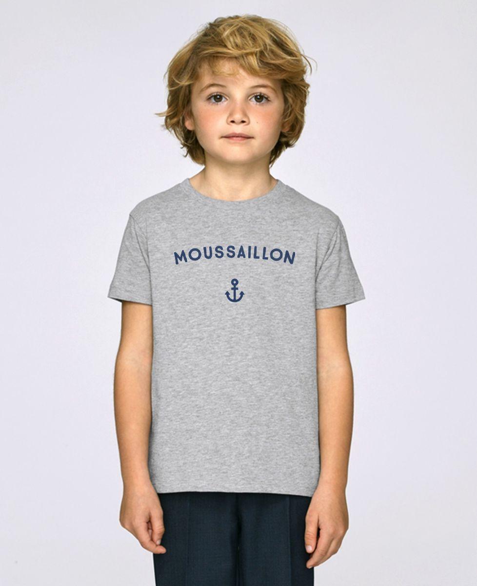 T-Shirt enfant Moussaillon