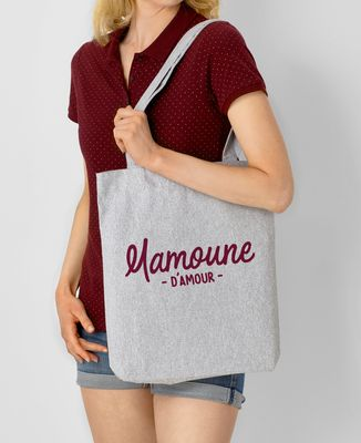 Totebag Mamoune d'amour