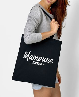 Tote bag Mamoune d'amour