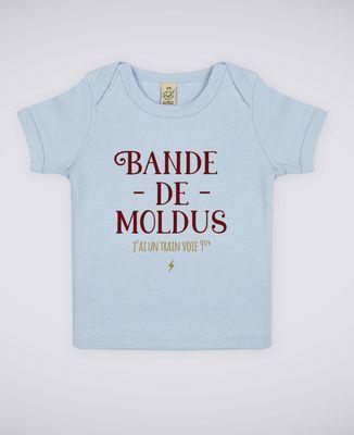 T-Shirt bébé Bande de moldus
