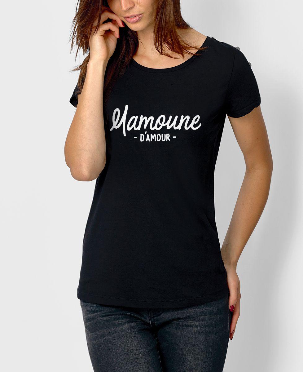 T-Shirt femme Mamoune d'amour